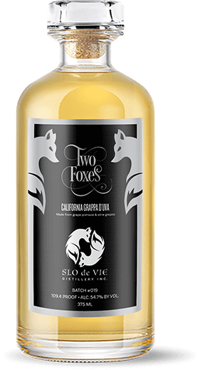 Two Foxes Grappa