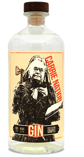 CARRIE NATION GIN